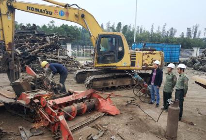 甘肃省农业机械报废更新补贴实施方案