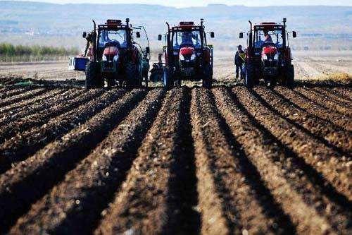 黑龙江北大荒农垦集团关于申报北大荒集团现代农机转型升级示范区的通知