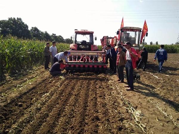 辽宁省2020年保护性耕作计划达到800万亩
