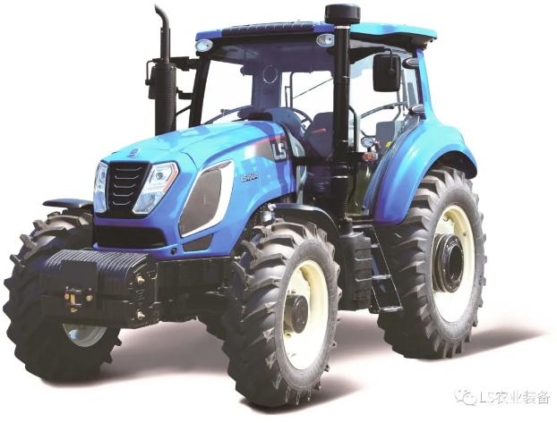 给您带来愉悦驾驶体验的大型豪华拖拉机-乐星H型号拖拉机