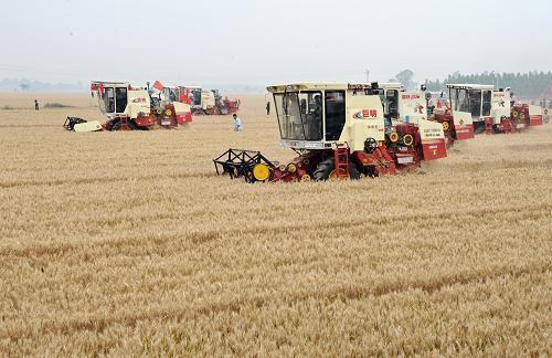 河南省关于做好三夏农机化生产服务工作的通知