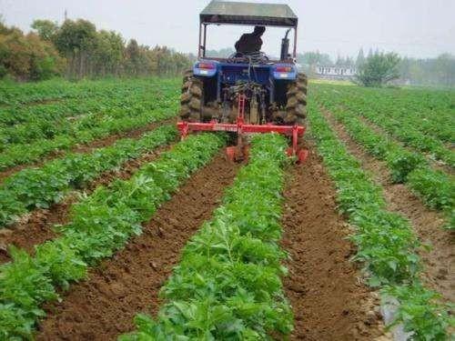 最高补贴80%!山西省推荐多款马铃薯生产机械
