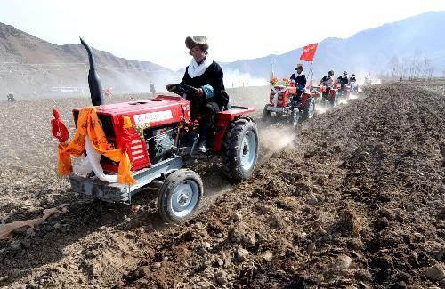 1403万元!西藏2020年中央财政农机购置补贴资金分布情况