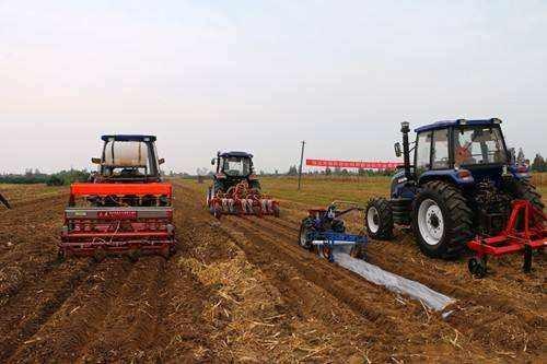 湖北省关于做好农机新产品购置补贴试点机具推荐工作的通知