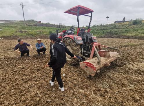 贵州:开展农机补贴机具核验 保障农机补贴资金安全