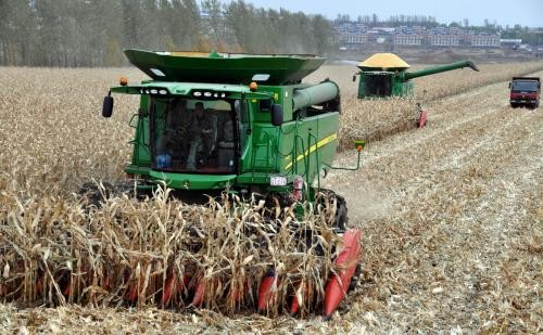 陕西省关于2018-2020年农机购置补贴机具补贴额(2020年调整第一批)的公告