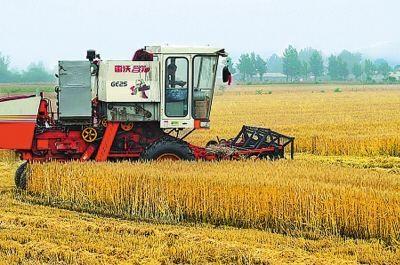 """农业农村部部署""""三夏""""农机跨区作业"""