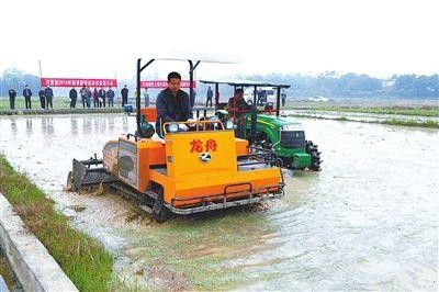 广东省关于2020年农业机械专项鉴定大纲的公示