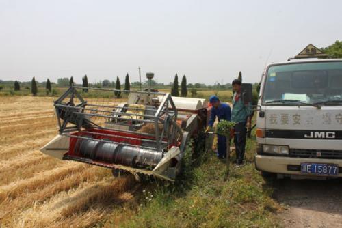 浙江省关于2020年农机购置补贴产品投档信息报送的通告