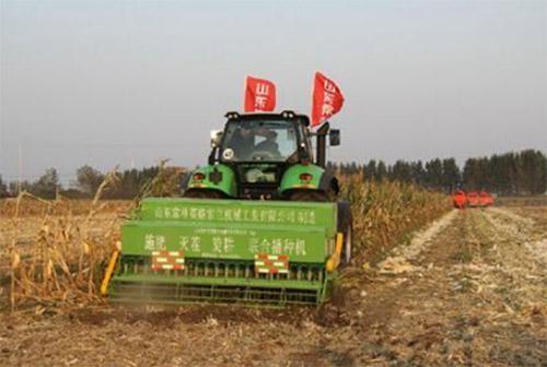 陕西省关于开展2020年农机购置补贴产品自主投档工作的通知