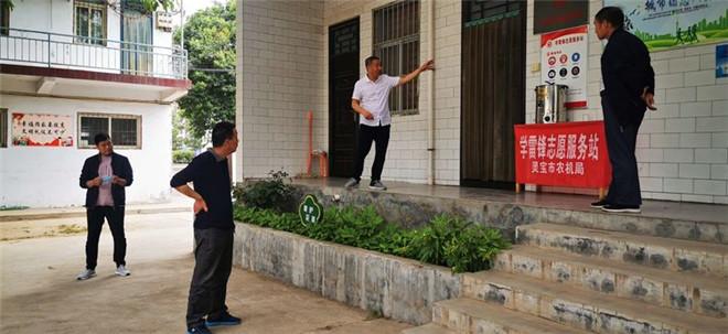 灵宝市农机局:农机补贴提质提效文明服务