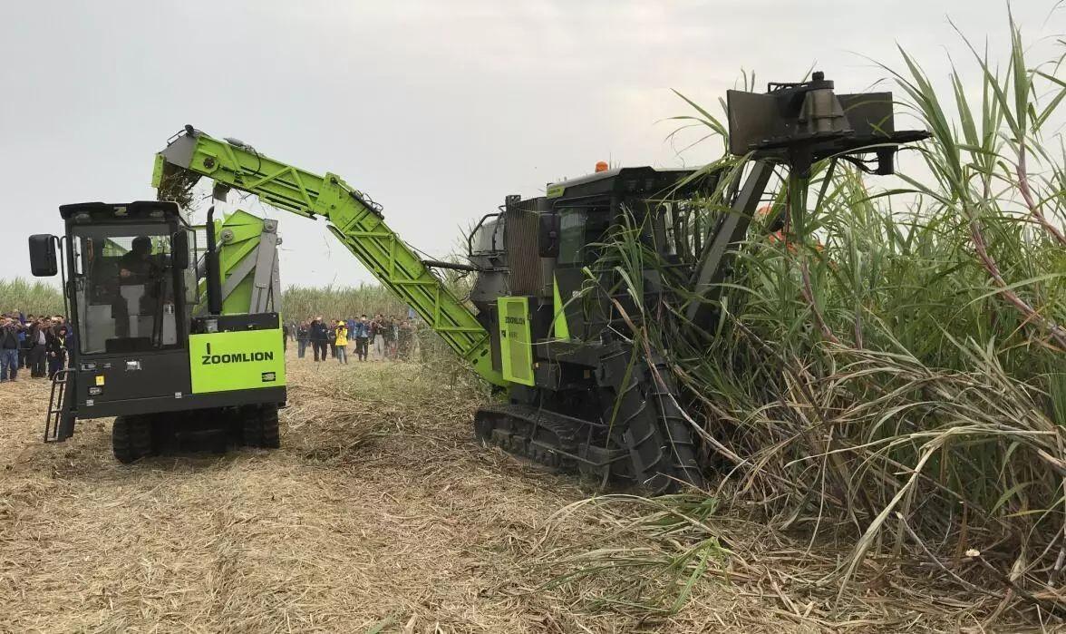 广西将调查4家企业8款甘蔗收获机质量