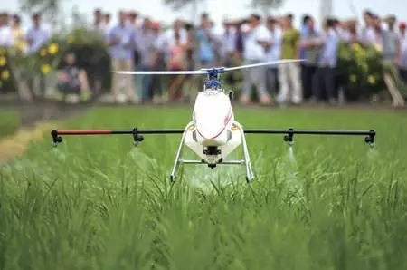 青海省关于开展2020年农机购置补贴植保无人飞机投档工作的通知