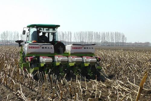 黑龙江省关于加快组织开展免耕作业面积核定的通知