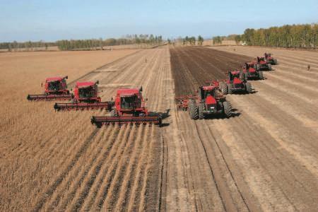 黑龙江关于对全省农机制造(经销)企业发展情况 进行摸底调查的通知
