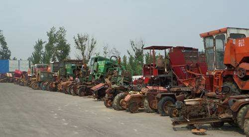 河南省农业机械报废更新补贴实施方案