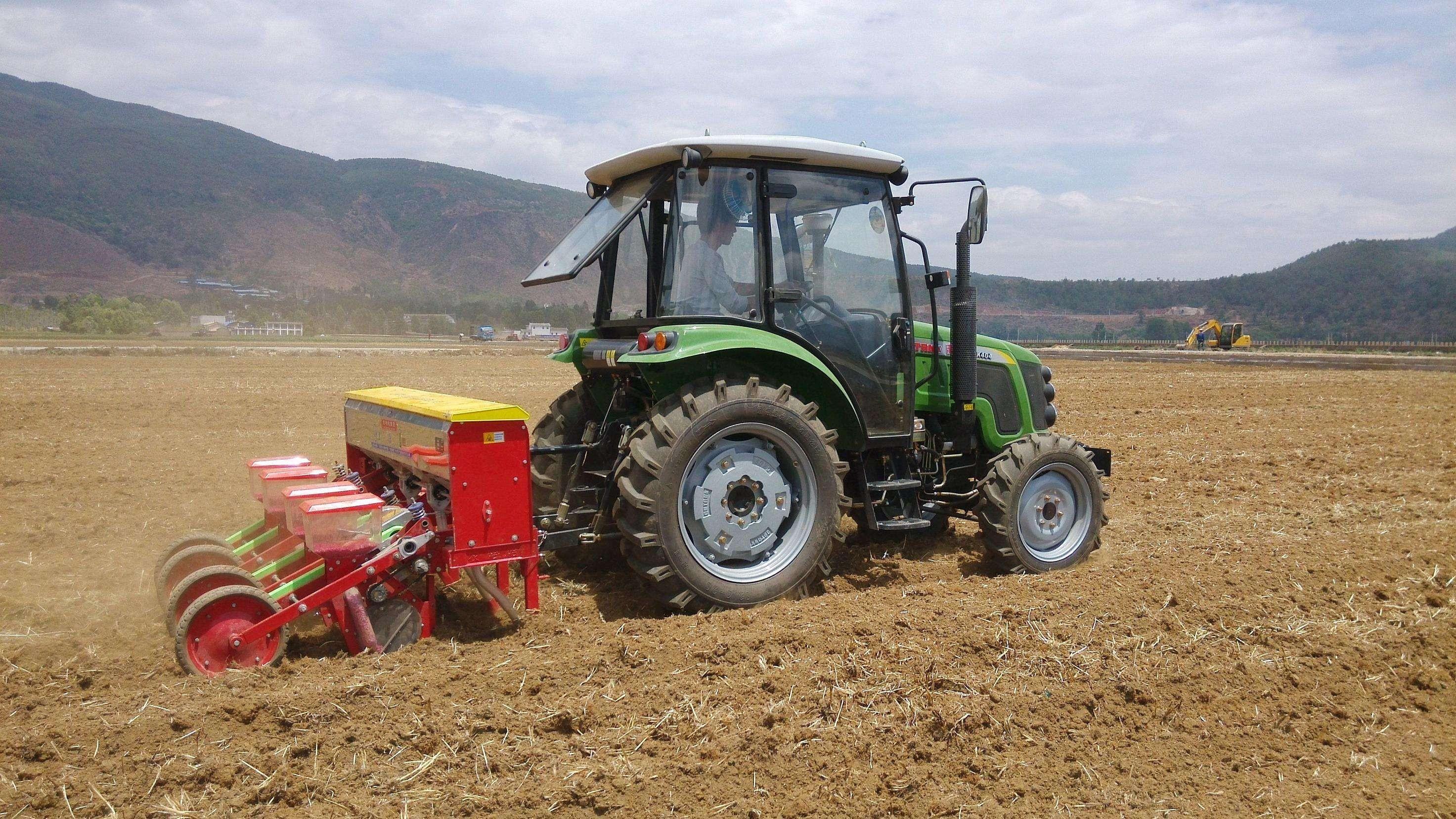 安徽省夏种基本结束:秋粮面积扩大,绿色高效技术应用广泛
