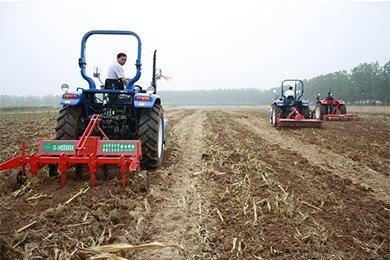 吉林省关于做好2020年秋季农机深松整地项目作业补助面积测算预报的通知