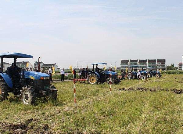 上海市关于印发《关于加快推进农业机械化和农机装备产业转型升级的实施意见》的通知