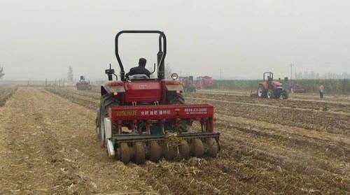 山东省关于2020年第三批农业机械试验鉴定结果的通报