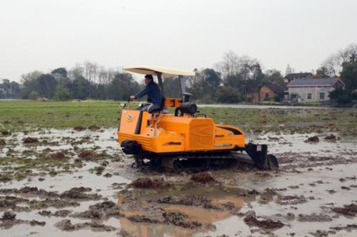 湖南省关于推荐使用第二批农机作业监测系统(县级平台)的通知