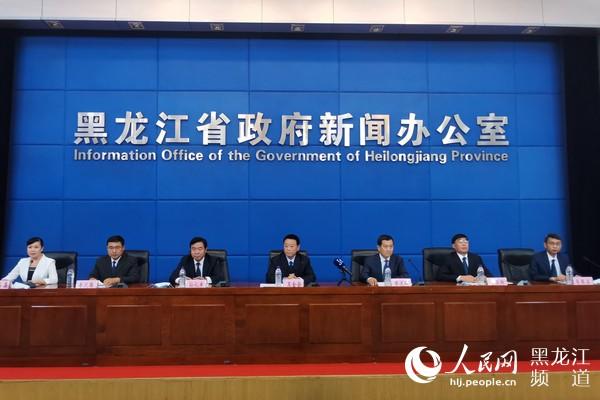 黑龙江省2020年预计粮食产量将达1550亿斤以上