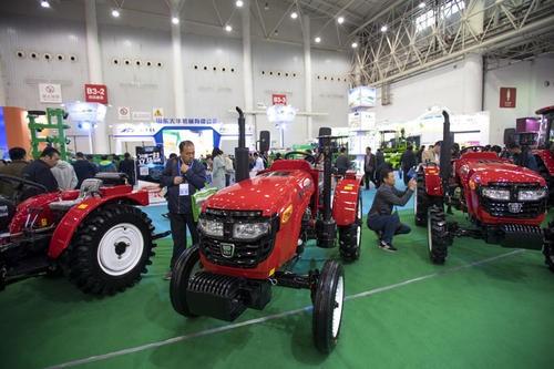 國際農機展CIAME關于邀請參觀2020中國國際農業機械展覽會的函