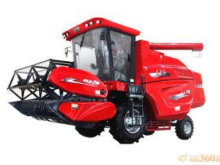 东方红4LZ-7B自走轮式谷物联合收割机
