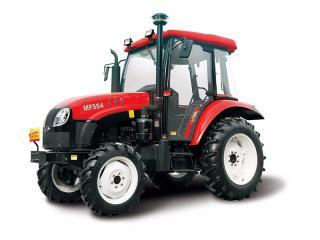 东方红MF554型轮式拖拉机
