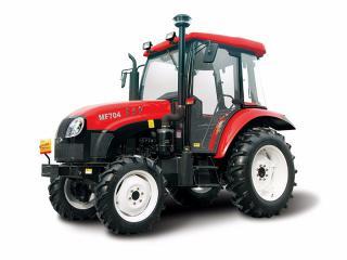 东方红MF704型轮式拖拉机