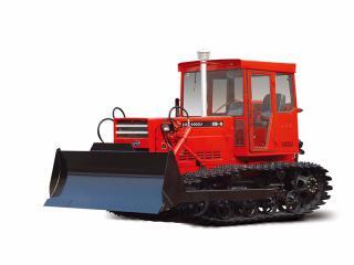 东方红1002J履带式拖拉机