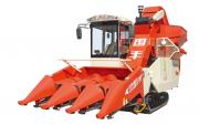 国丰4YZP-3L履带式玉米收获机