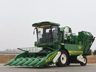 五征4YZP-5Y玉米收获机