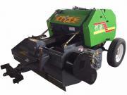 恺欧9YQ-1800圆草捆打捆机