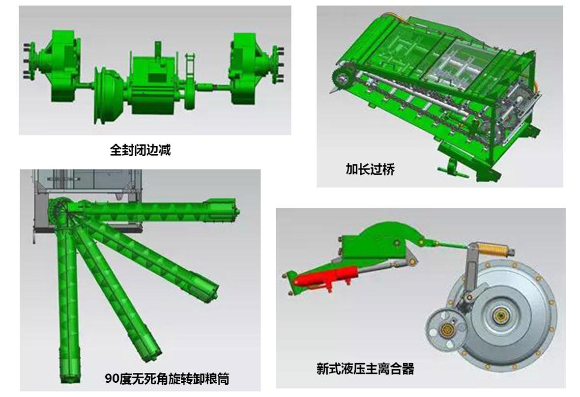五征GA80小麦收获机细节图.jpg
