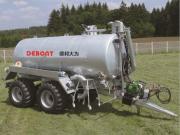 DEBONT(德邦大为)液体肥施肥罐车