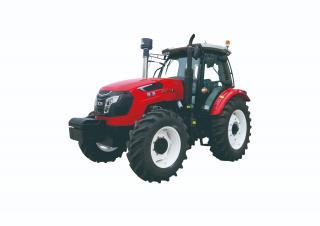 悍沃1604无人驾驶拖拉机
