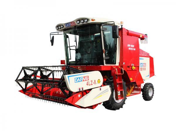 金大丰收获机的价格_金大丰4LZ-8型自走式小麦联合收割机