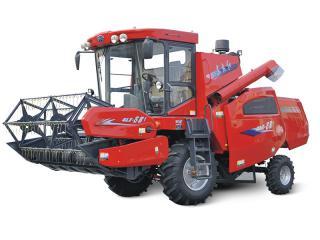 东方红质惠D8160自走轮式谷物联合收获机