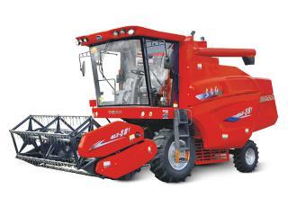 东方红D8175自走轮式谷物联合收获机