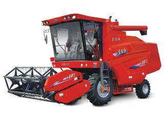 东方红4LZ-8B2(领驭D8180)自走轮式谷物联合收获机