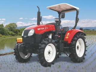 东方红MF804水田型轮式拖拉机