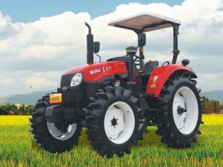 东方红MK804水田型轮式拖拉机