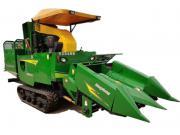 方正4YZLP-2(2020款)履带式两行玉米收割机